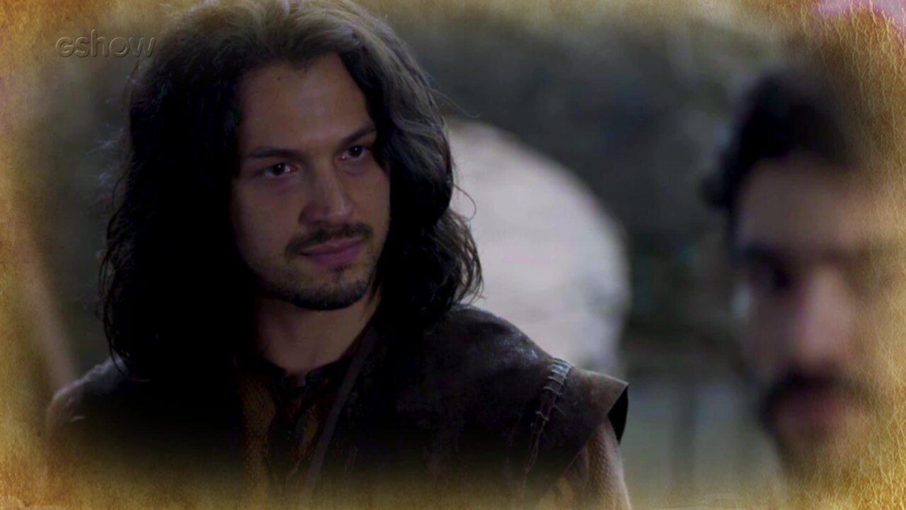 Resumo de 05/04: Afonso planeja invadir castelo de Montemor para tomar o poder