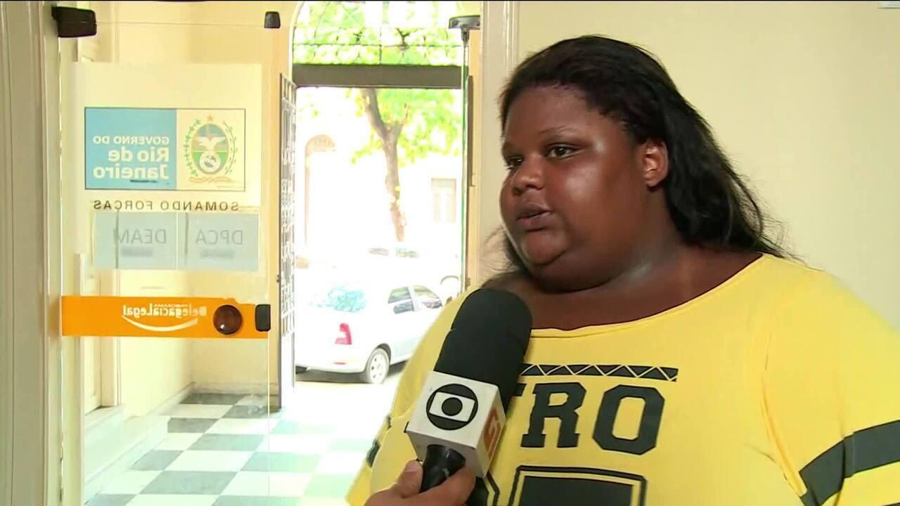 Cantora de funk é agredida por ex-namorado no RJ