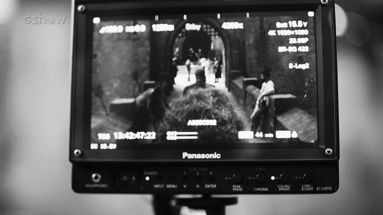 Confira os bastidores da gravação do levante liderado por Afonso, em Deus Salve o Rei