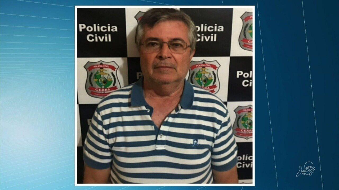Ex-secretário de Itapajé é preso suspeito de estuprar crianças e adolescentes no Ceará