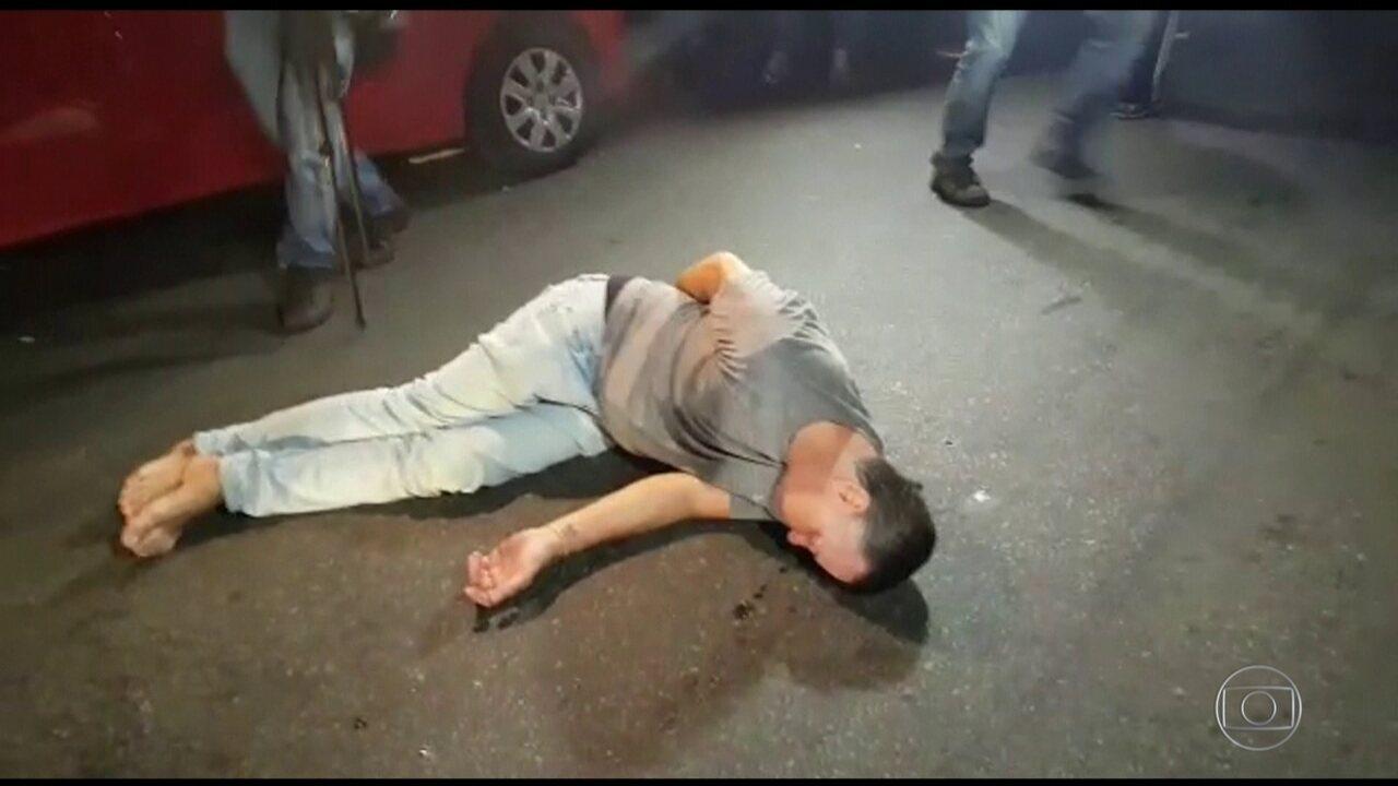 Estado de empresário agredido em frente ao Instituto Lula é estável