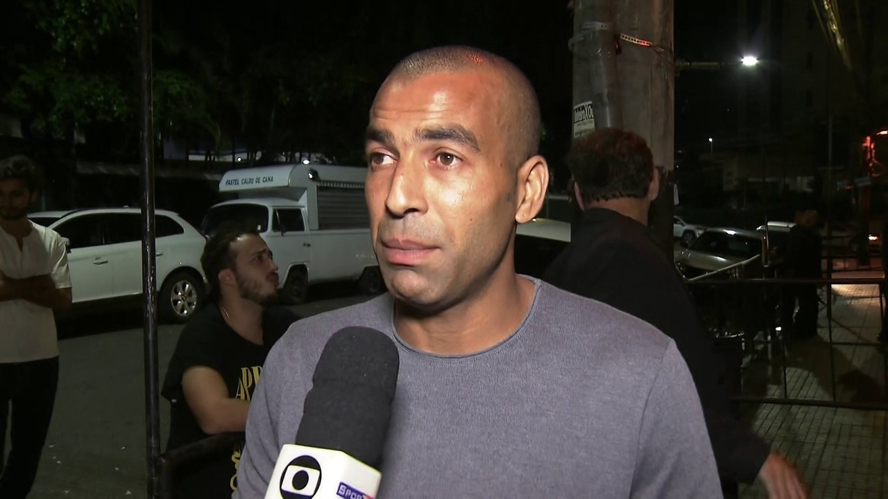 Emerson Sheik diz que presidente do Palmeiras é um