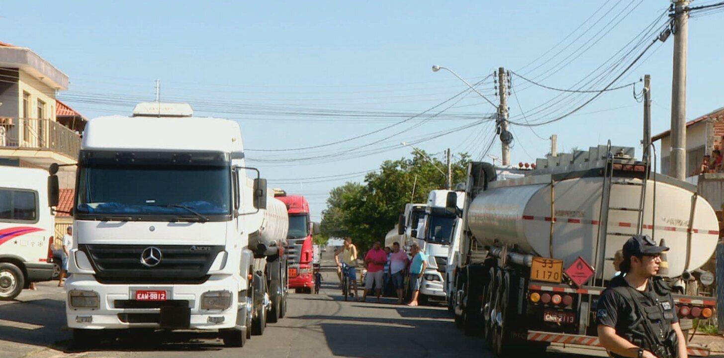 Operação da Polícia Civil de Mococa prende grupo por roubo de combustíveis
