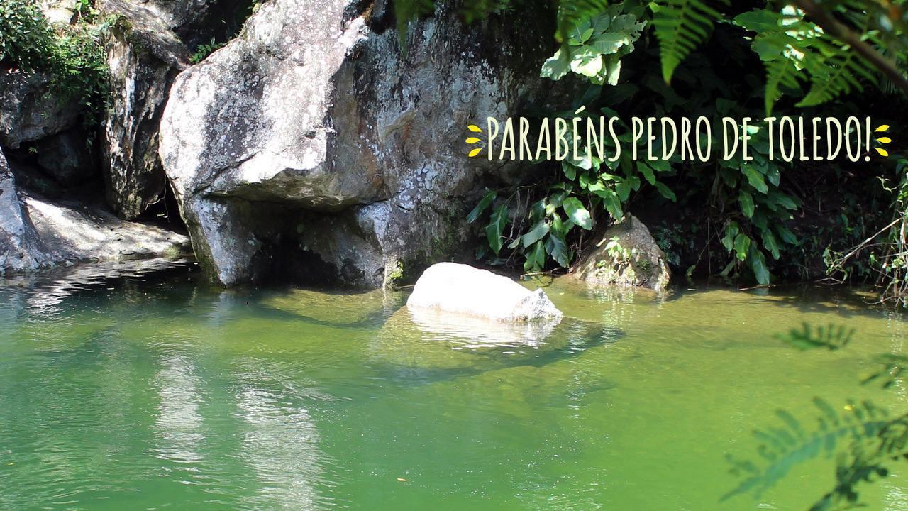 Aniversário de Pedro de Toledo
