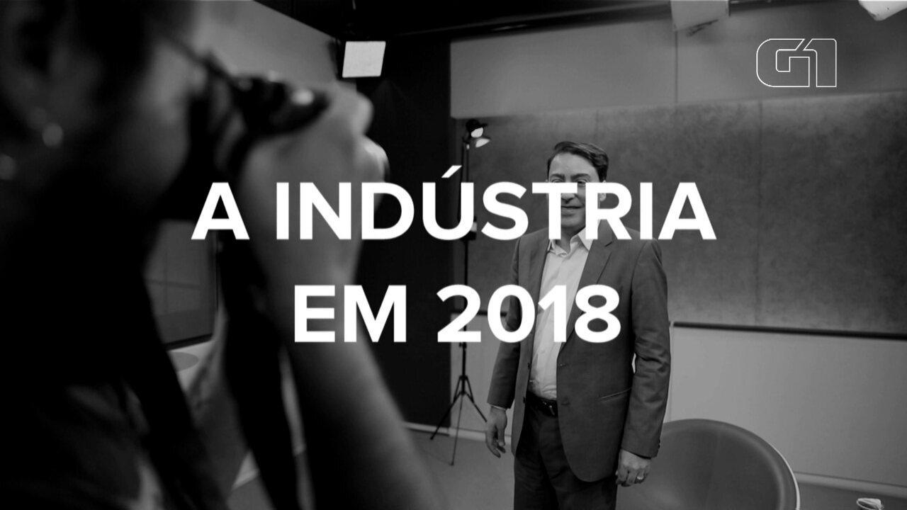 Presidente da Renault do Brasil fala sobre a indústria em 2018