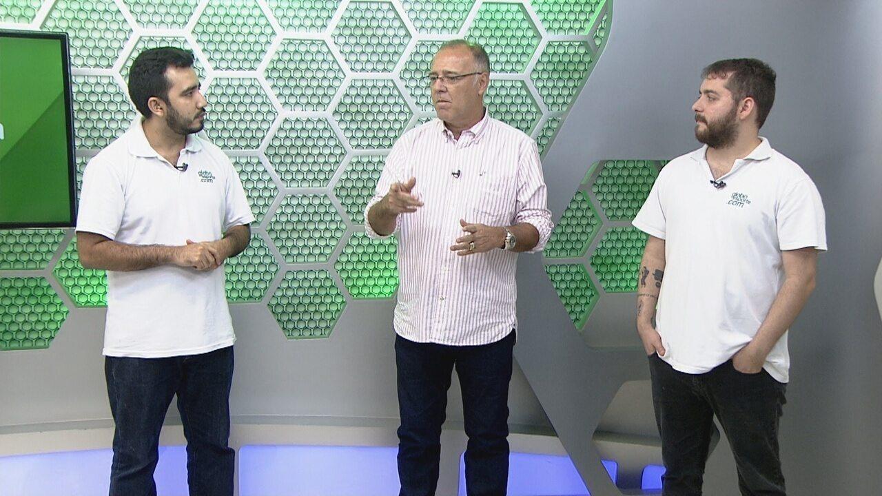 Marcelo Nicácio reforça Manaus na Série D, revela presidente de honra