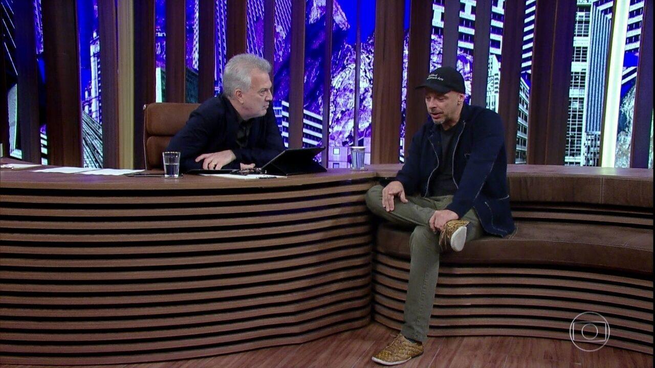José Padilha fala sobre o filme '7 Dias Em Entebbe'