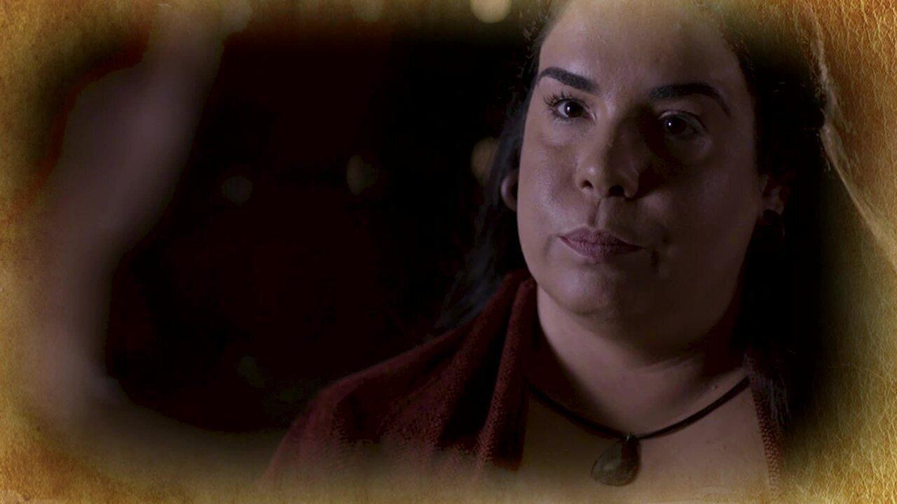 Resumo de 14/04: Brumela procura Ulisses, após Catarina reclamar do jantar