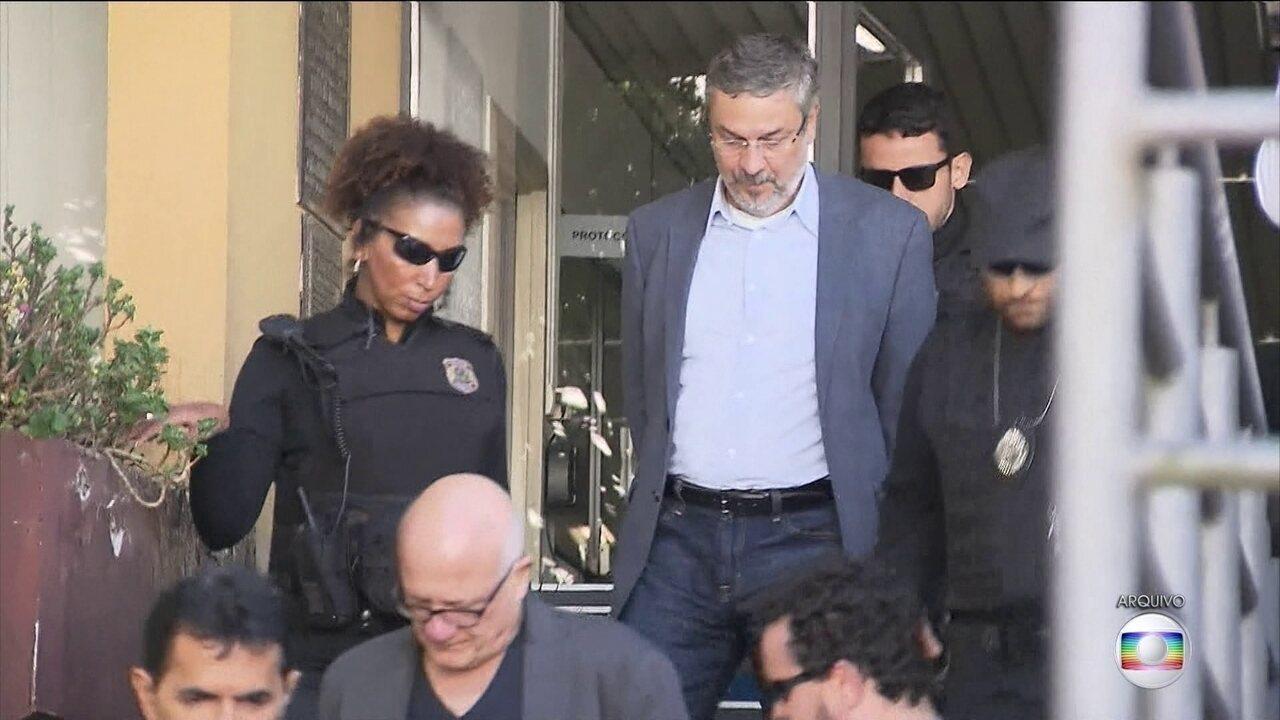 STF vai julgar habeas corpus de Palocci e Maluf