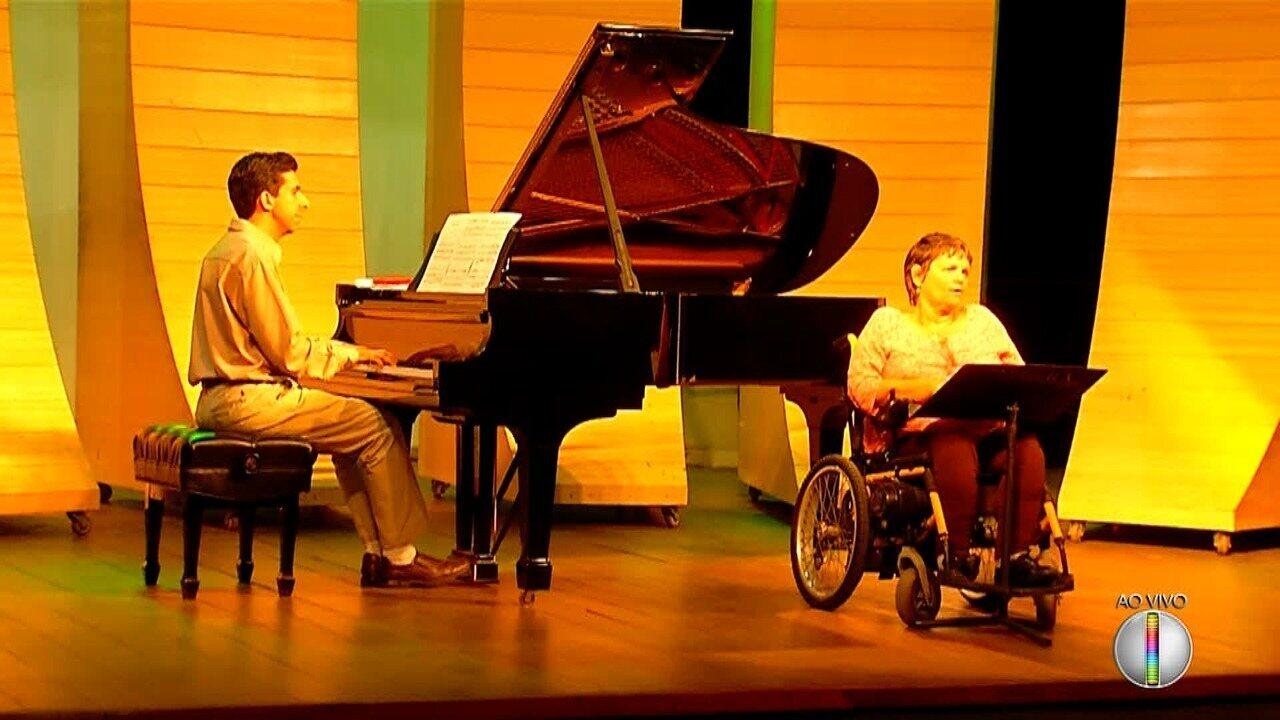 Rn tv 1 edi o evento de m sica cl ssica acontece na for Casa discografica musica classica