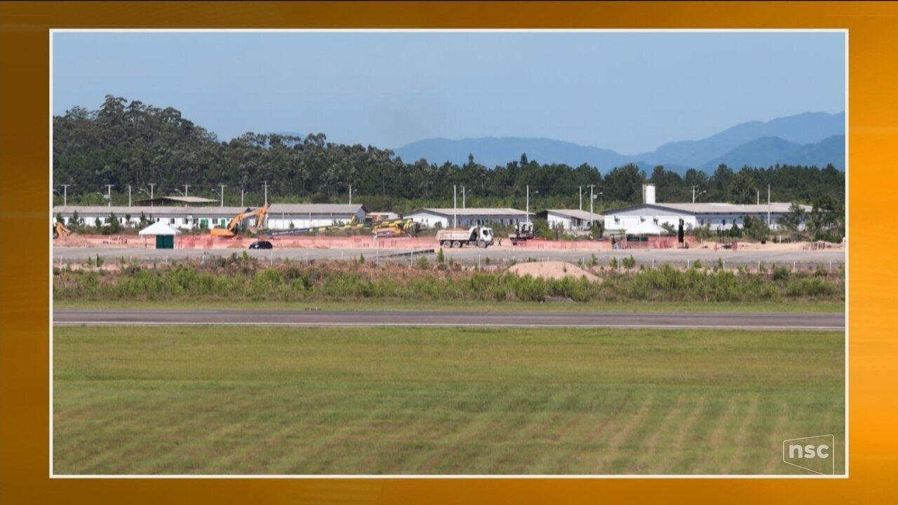 Floripa Airport faz balanço dos 100 primeiros dias de concessão