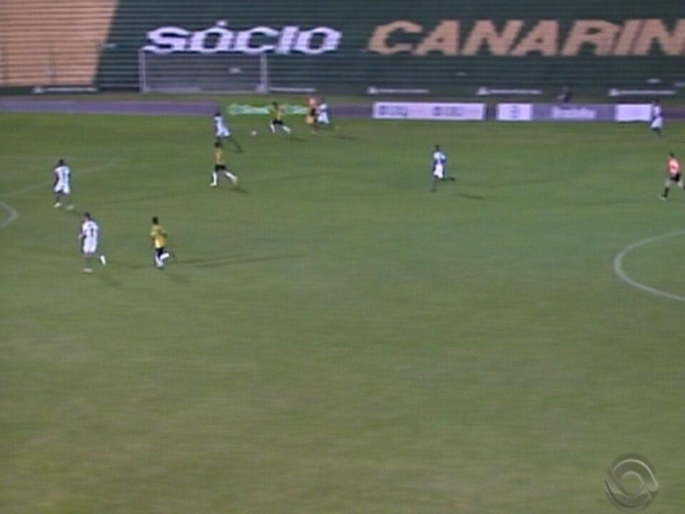No meio de semana, Canarinho venceu União-FW na Divisão de Acesso
