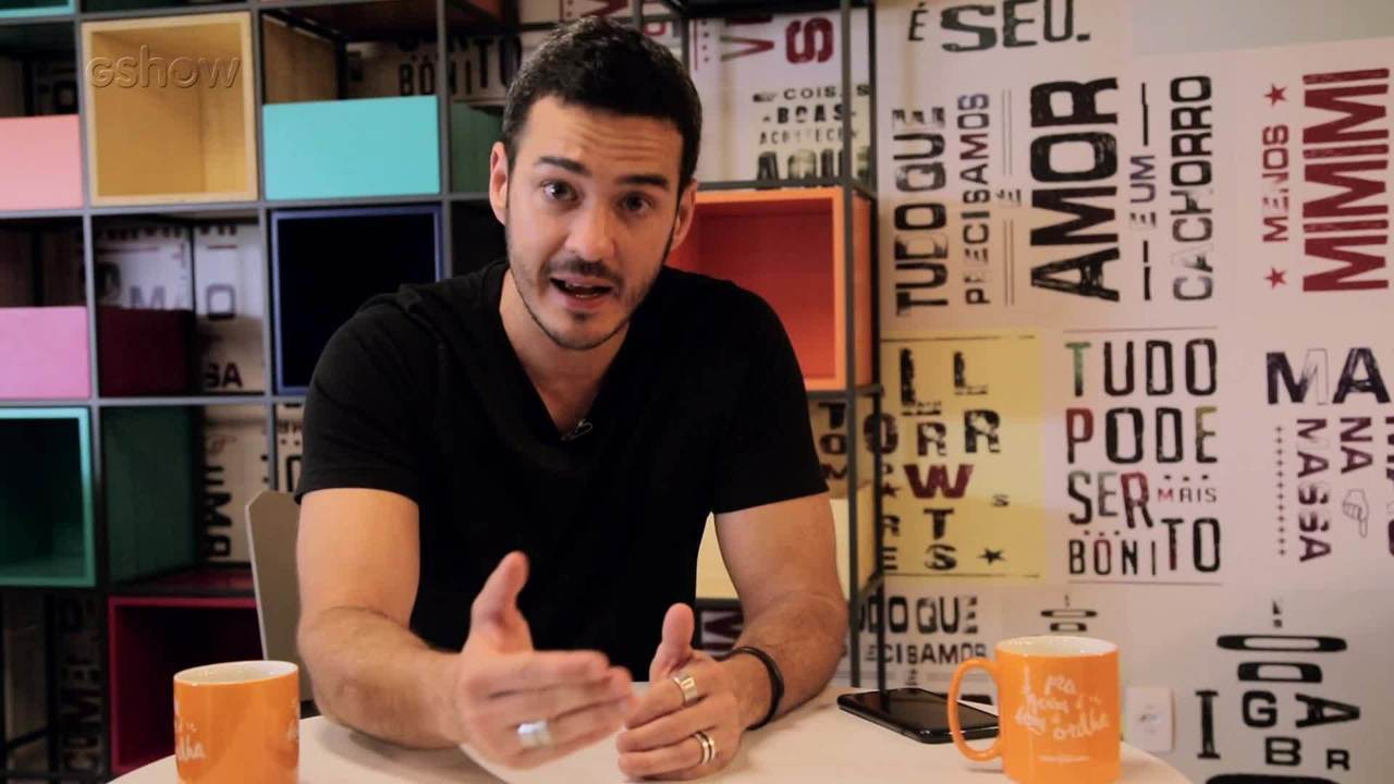 Marcos Veras conta história sobre seu aniversário