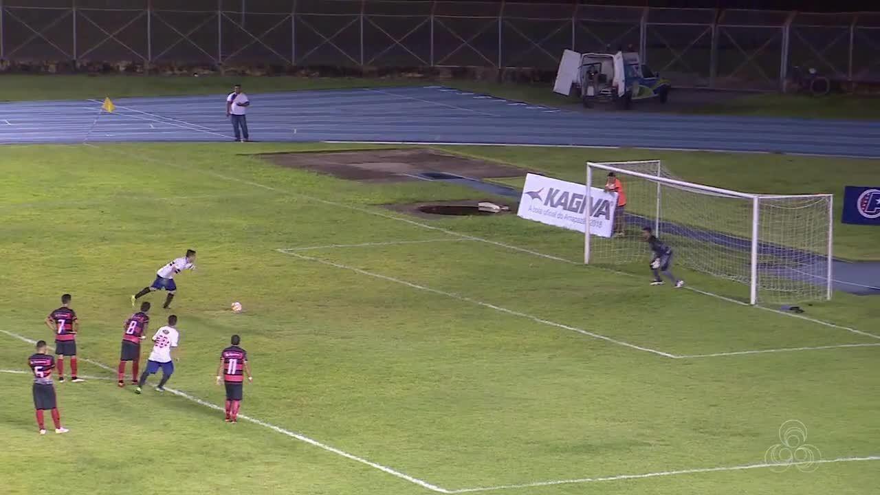 b5c3b4fabb Fase ruim  Atacante do São Paulo-AP vive seca de gols no Amapazão ...