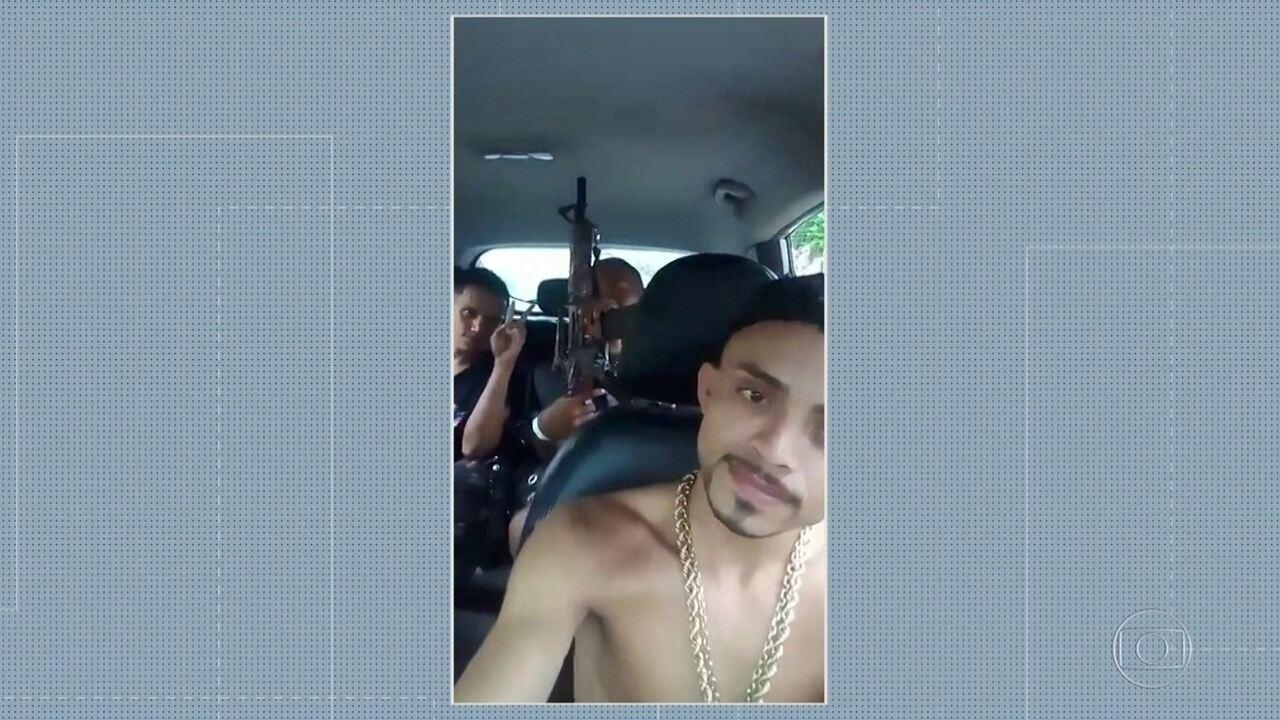 Polícia faz operação pra prender traficantes de Itaguaí e Queimados