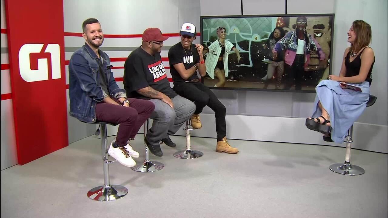 G1 Cultural entrevista produtores e DJs residentes da festa Makossa