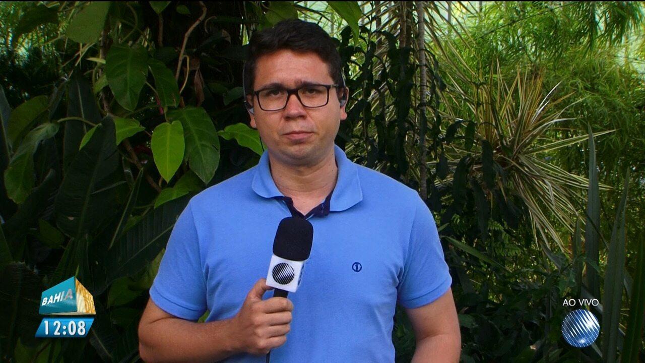 Polícia investiga desaparecimento de delegado de Barra da Estiva, no sudoeste baiano