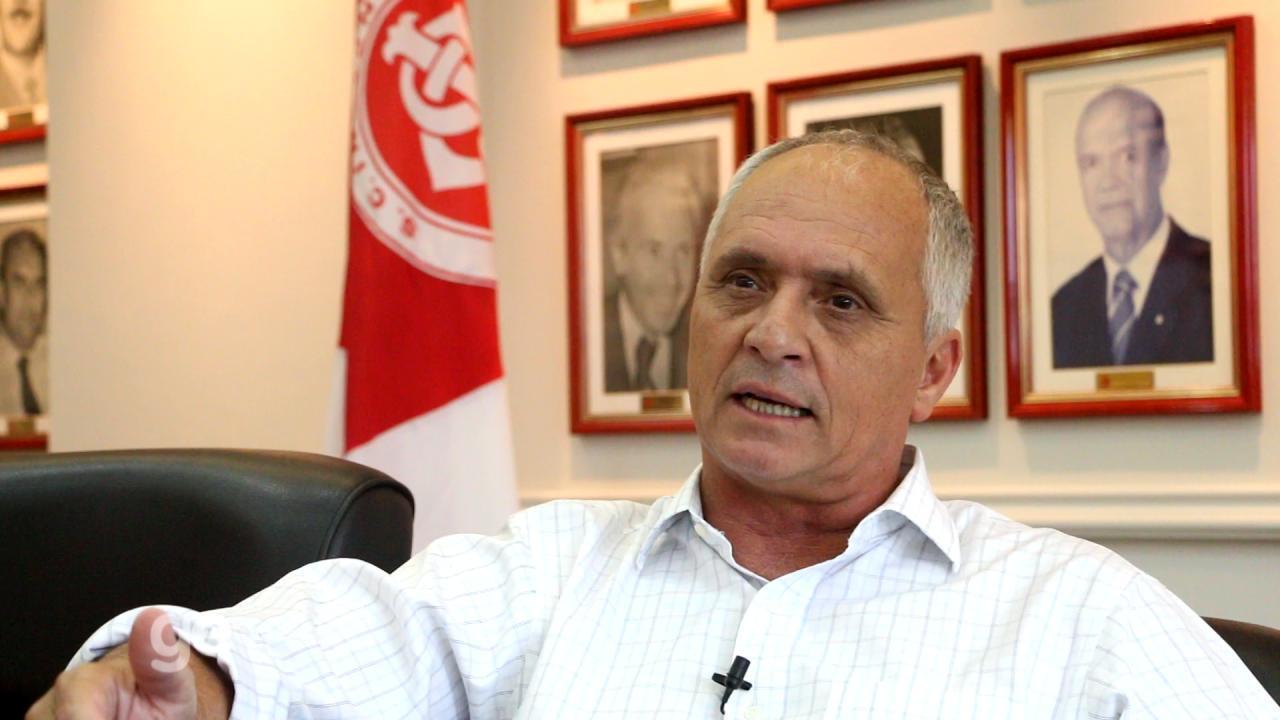 Marcelo Medeiros fala do retorno do Inter à elite, trabalho de Odair e dificuldades financeiras