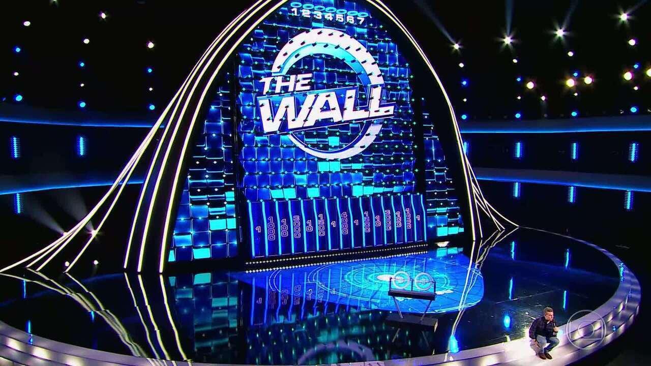 Luciano Huck apresenta participantes do 'The Wall' deste sábado, 14/4!