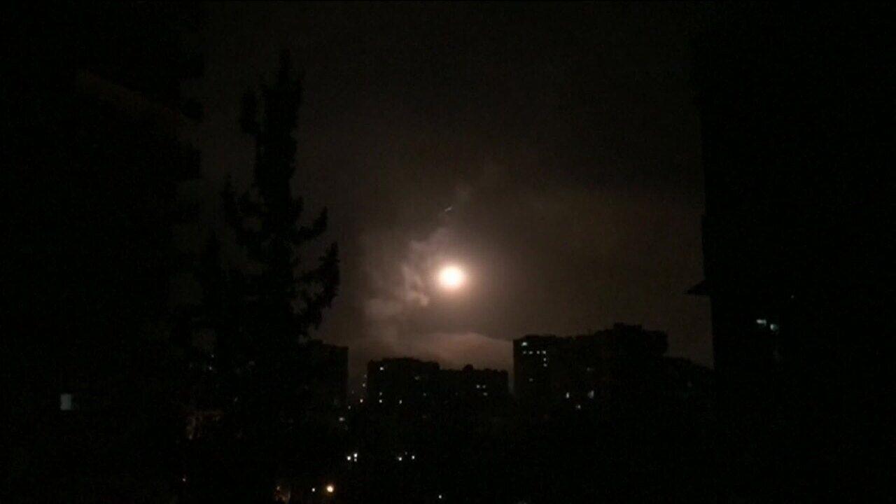 14/04 | 19:01 - Presidente sírio promete