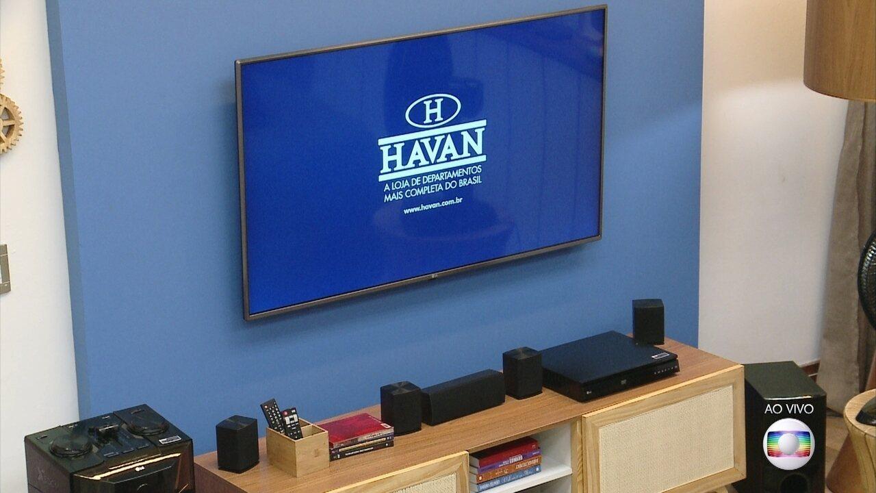 Tecnologia e inovação é na Havan