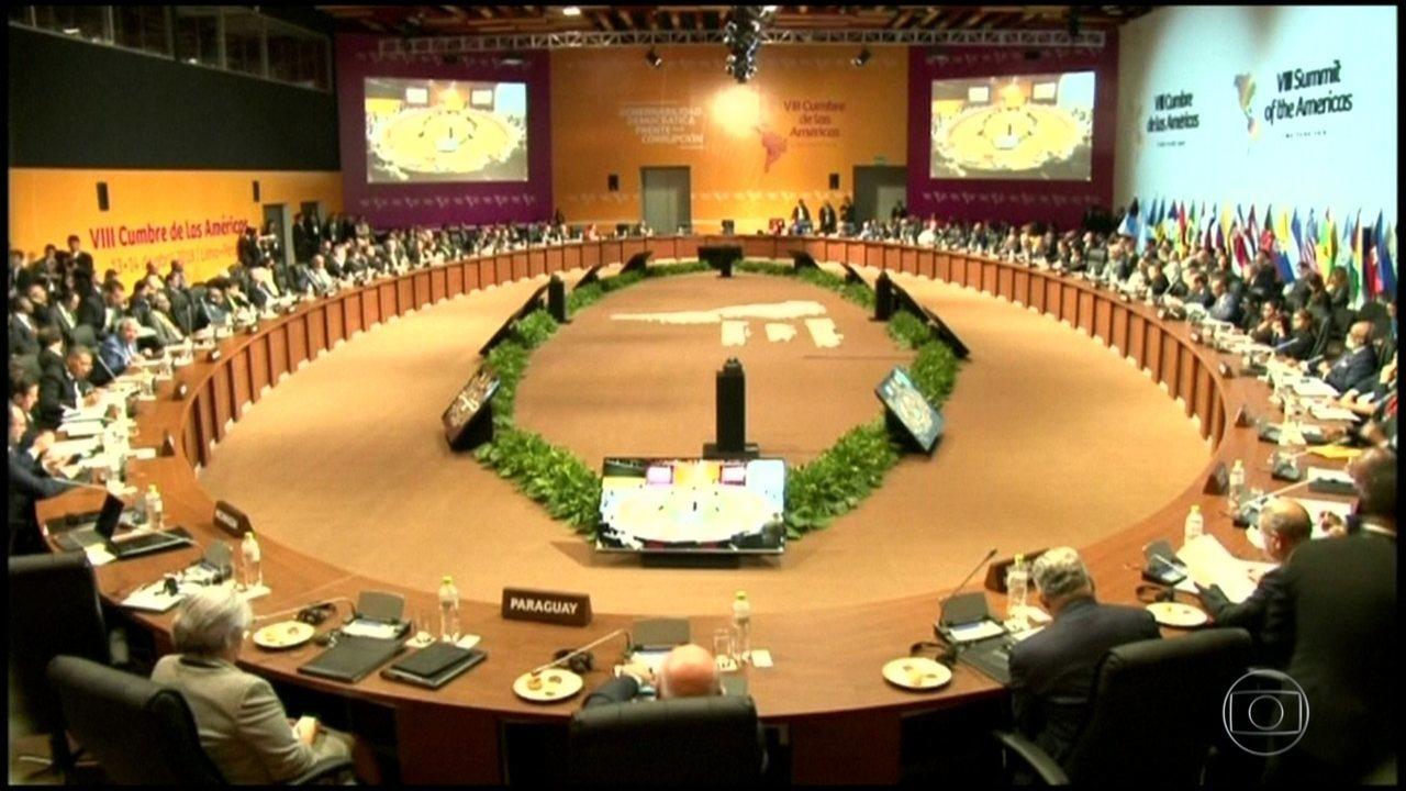Síria e Venezuela dominam debates na Cúpula das Américas