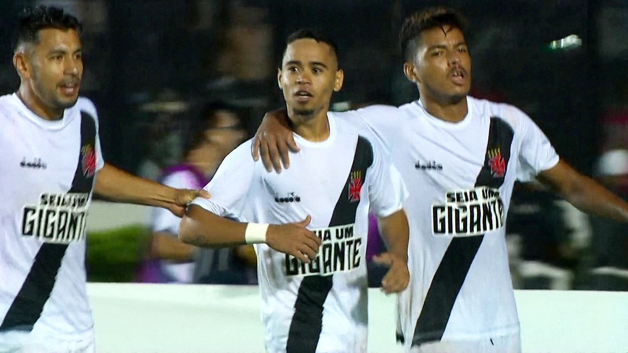 Melhores momentos: Vasco 2 x 1 Atlético-MG pela 1ª rodada do Brasileirão 2018