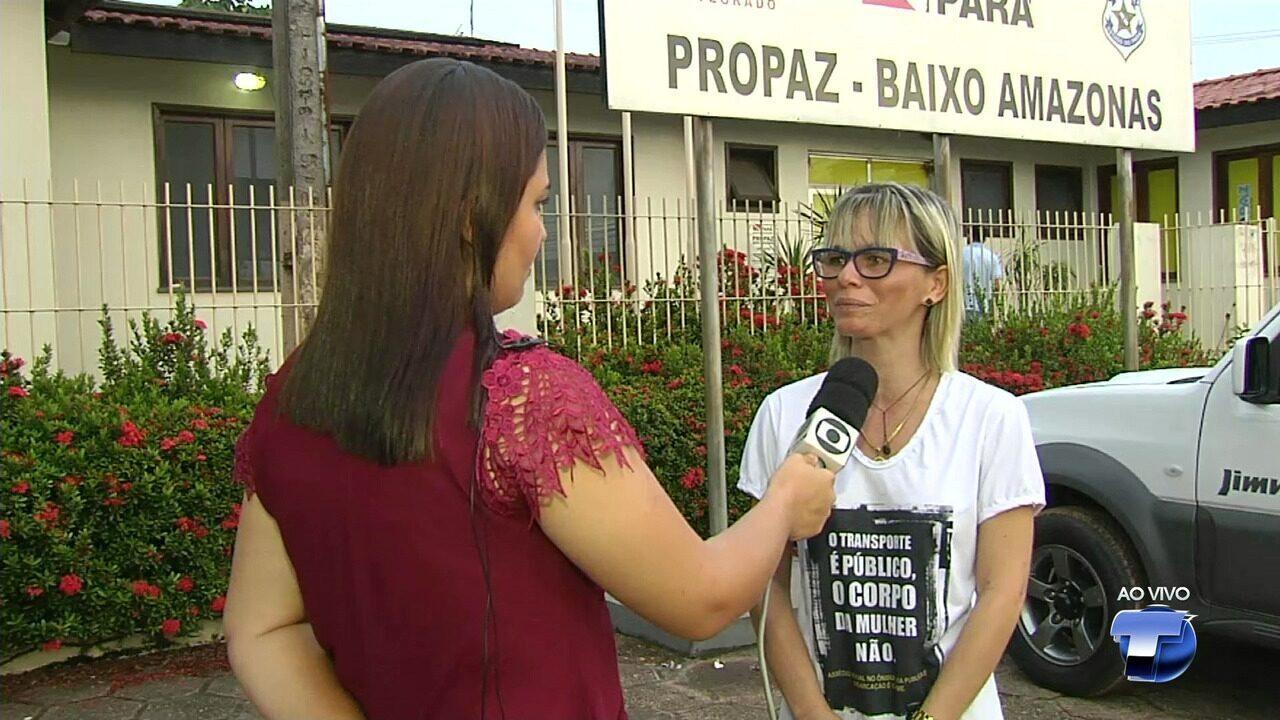 Delegacia da Mulher de Santarém começa a funcionar durante os fins de semana