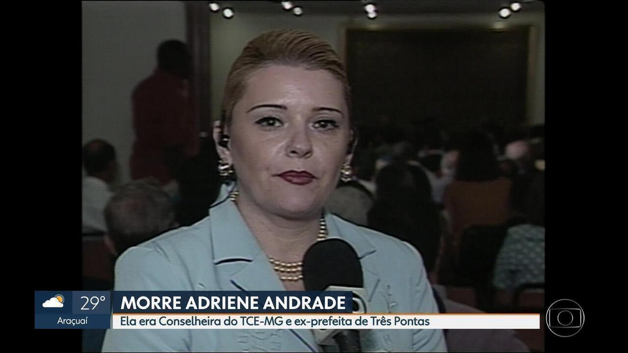 Conselheira do TCE-MG, mulher do ex-senador Clésio Andrade morre em São Paulo