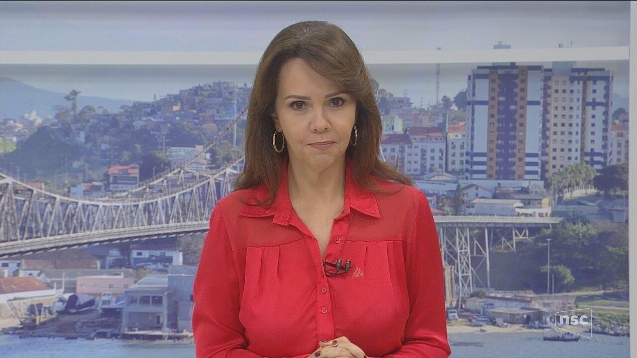Troca de tiros deixa um policial baleado em Florianópolis