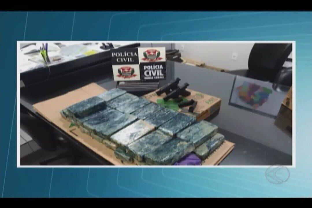 Investigado pela Polícia Civil de Ituiutaba é preso por tráfico de drogas em Jales (SP)