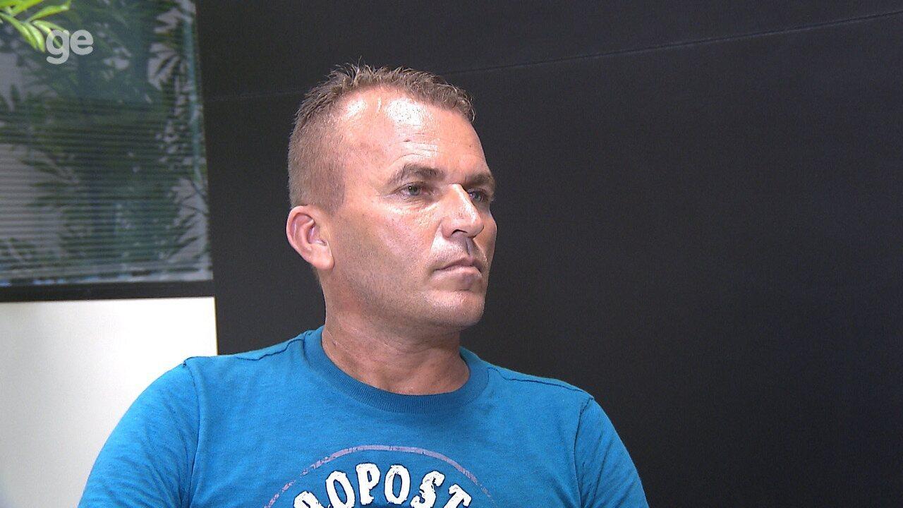 Investigado pela Polícia Civil, árbitro Francisco Santiago dá sua versão
