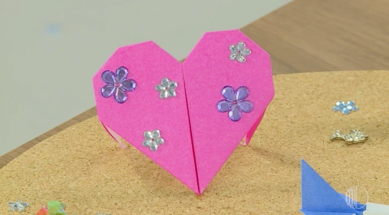 Arte milenar de dobrar papel: aprenda fazer um origami