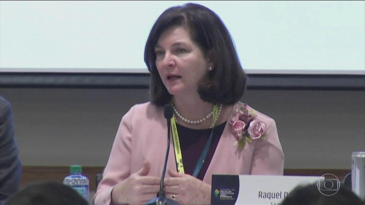 Procuradora-geral da República defende restrições ao foro privilegiado