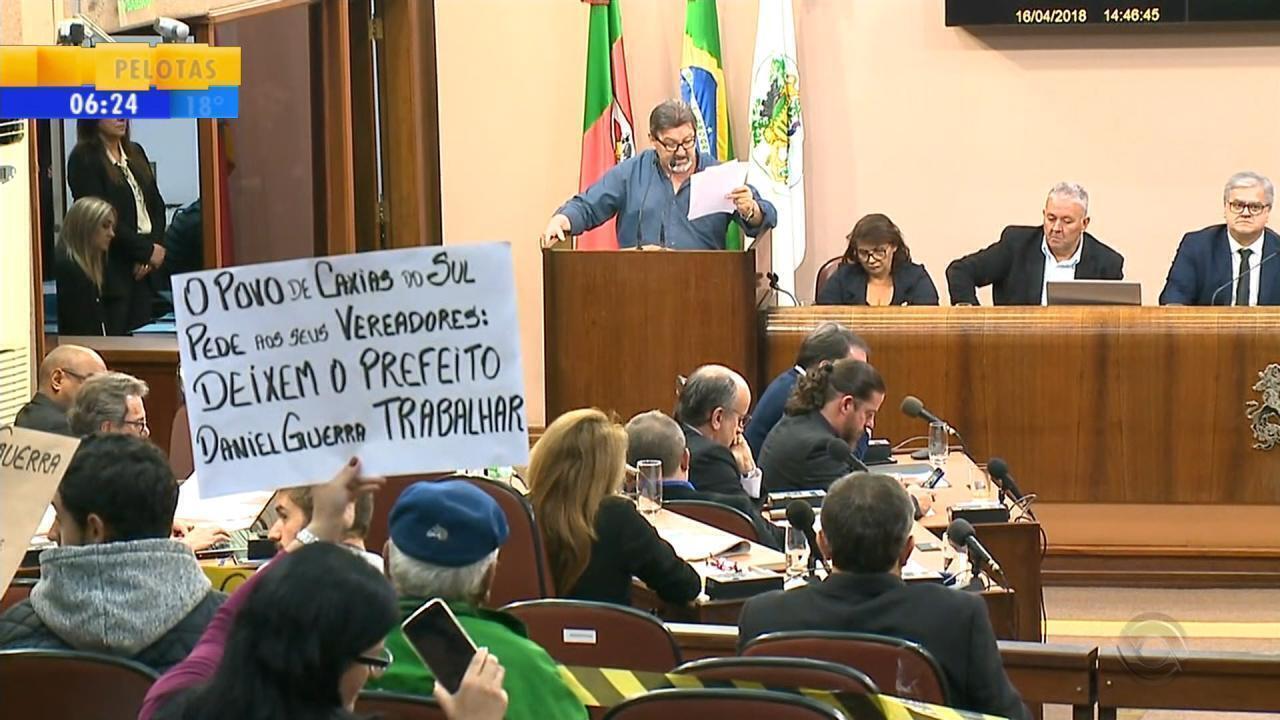 Impeachment do prefeito de Caxias do Sul é arquivado na Câmara de Vereadores