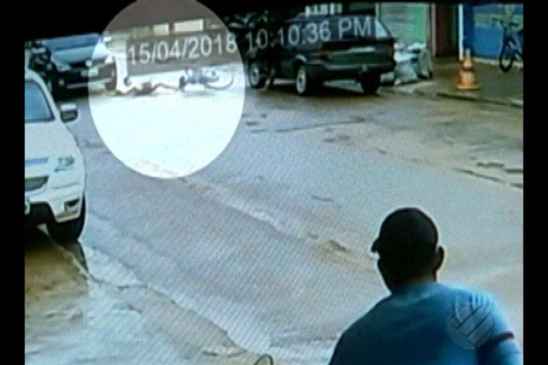 Em Altamira, a polícia apura as circunstâncias da morte de um ciclista de 13 anos