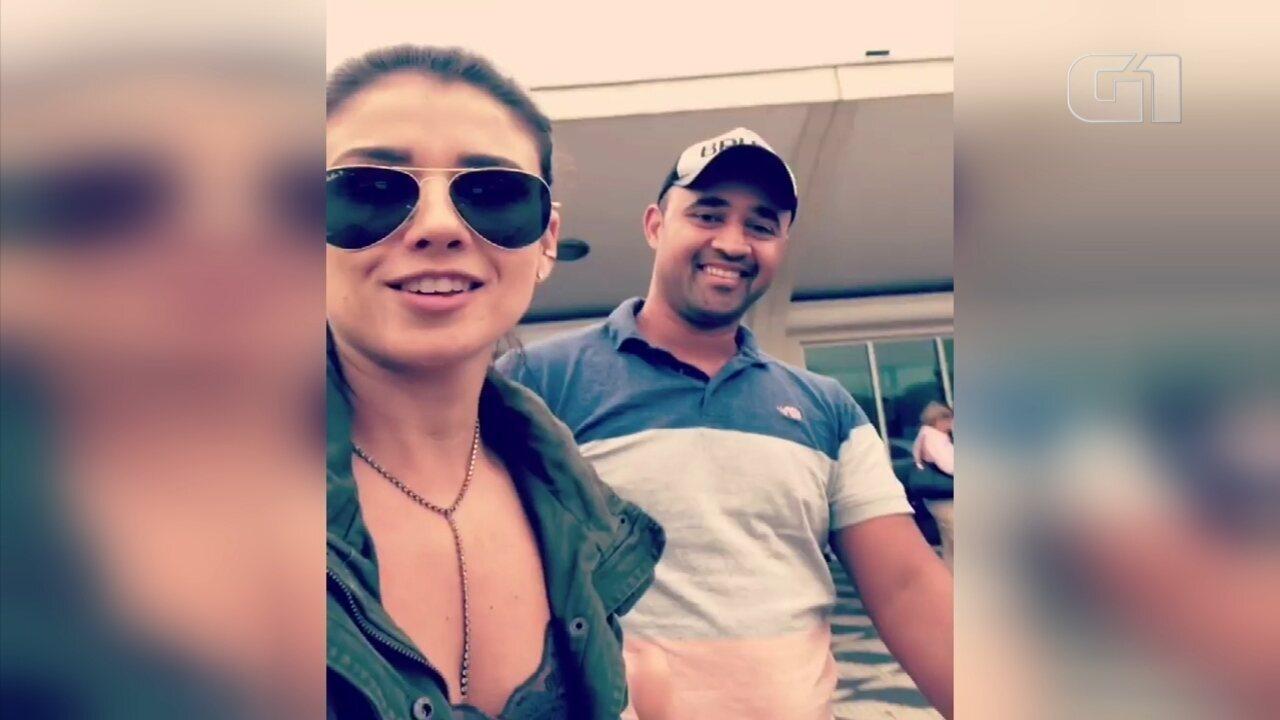 Paula Fernandes agradece dupla de São Roque que devolveu mala esquecida em aeroporto