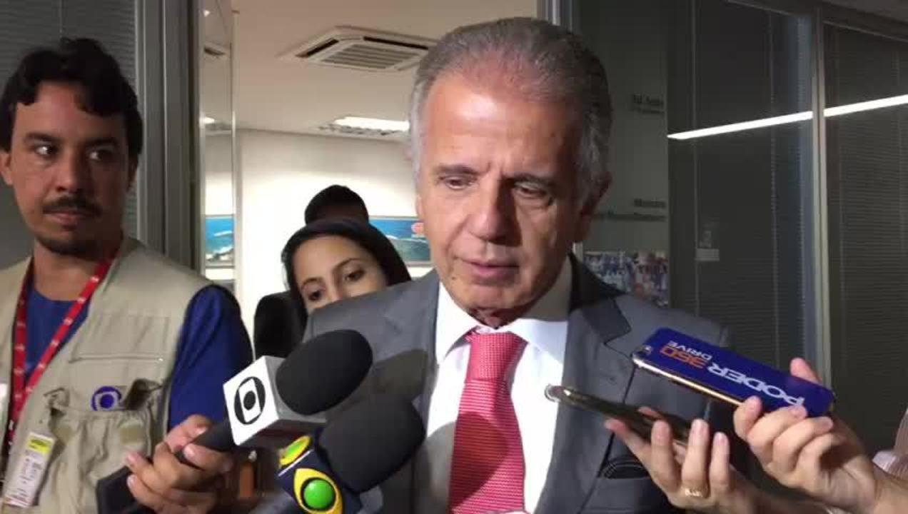 Ministro do TCU José Múcio fala sobre leilão de distribuidoras da Eletrobras