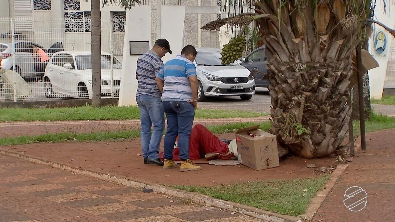 Suspeito de cometer furtos em comércio de Campo Grande é preso