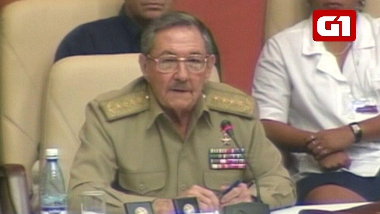 Seis fatos sobre o governo de Raúl Castro em Cuba