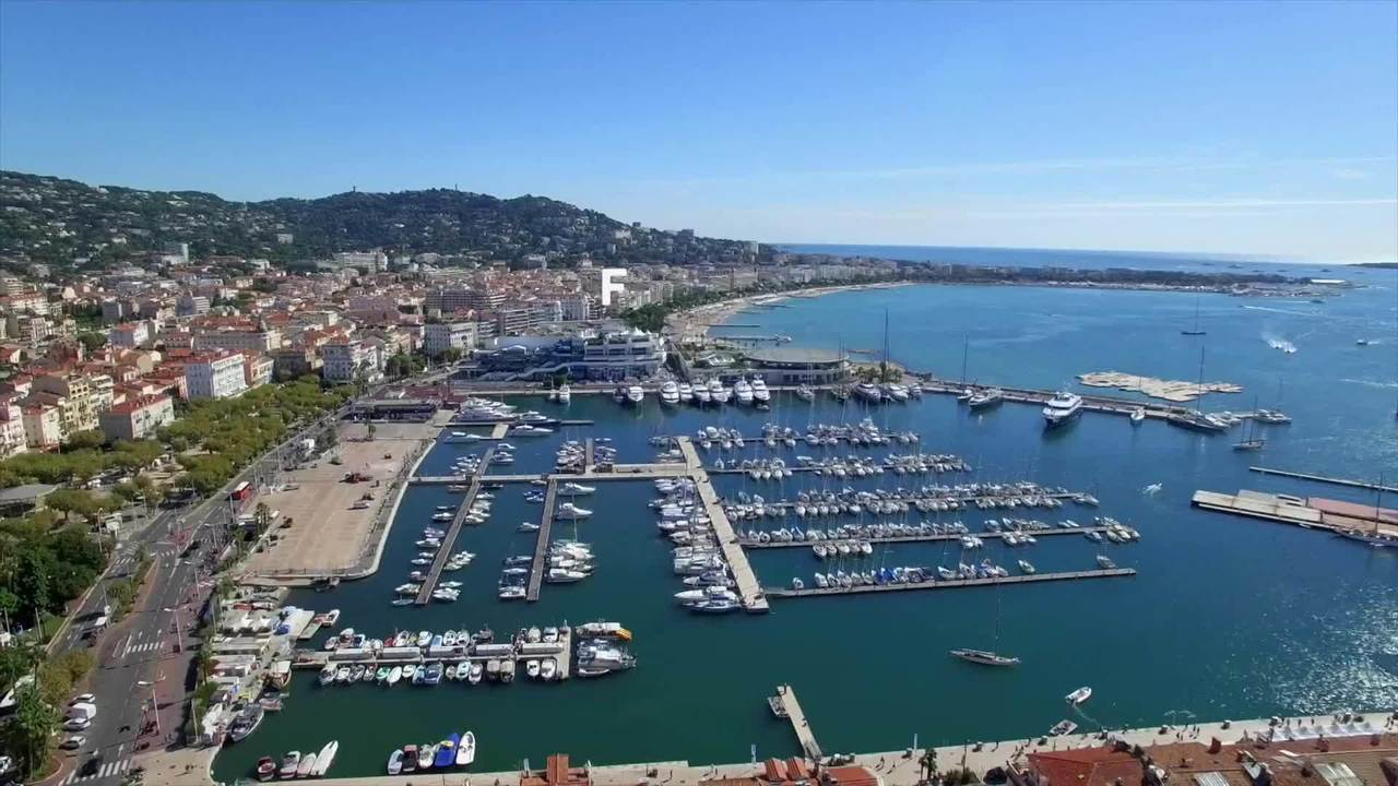 Mundial de Corrida Aérea chega a Cannes, na França
