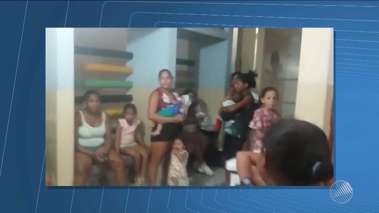 Pais de pacientes do Hospital da criança de Juazeiro reclamam de superlotação no local