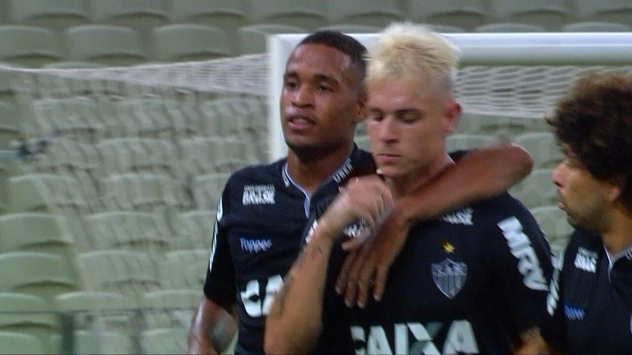 Melhores momentos: Ferroviário 2 x 2 Atlético-MG pela 4ª fase da Copa do Brasil