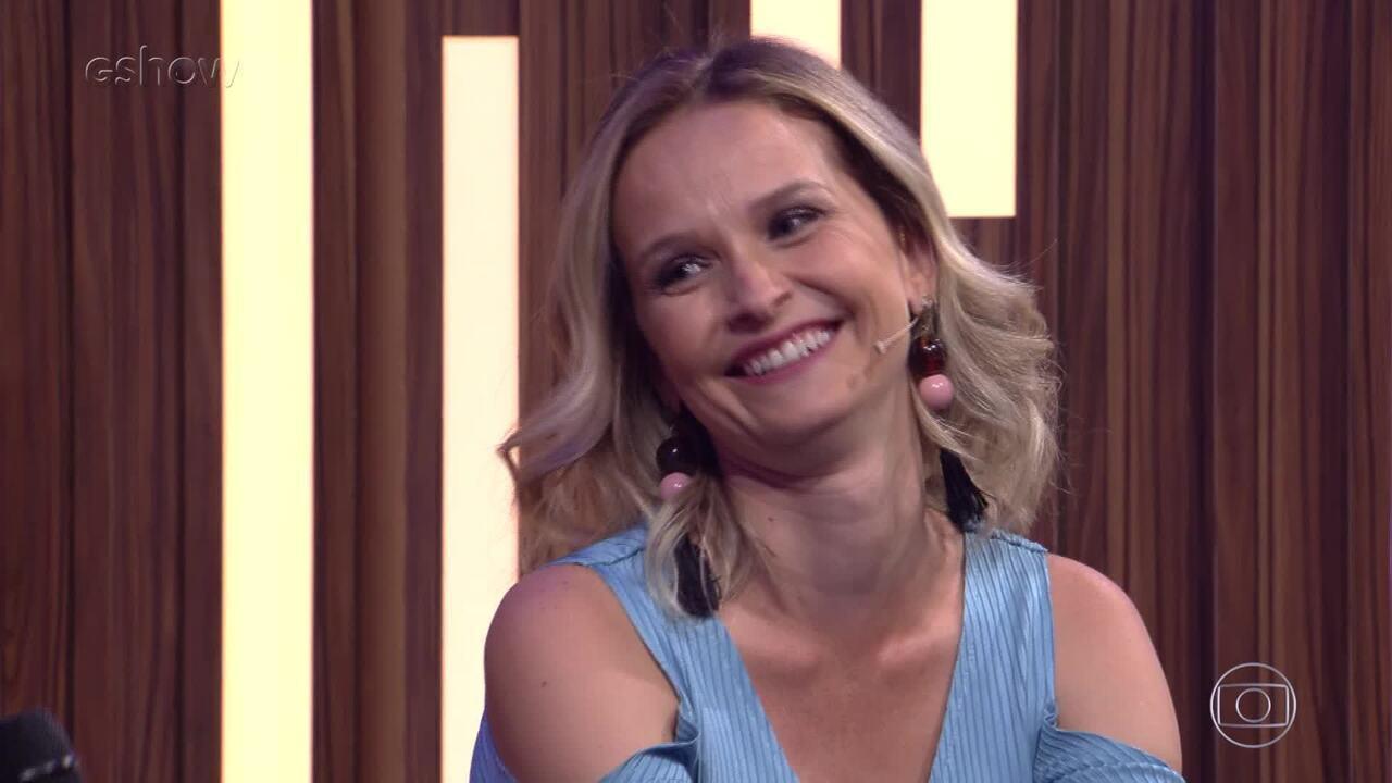 Fernanda Rodrigues comenta relação com a família