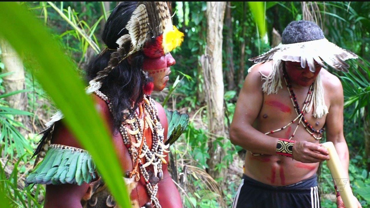 Episódio 2: 'Aldeia Mãe' - Série especial sobre os índios conta a história da tribo mais antiga da região