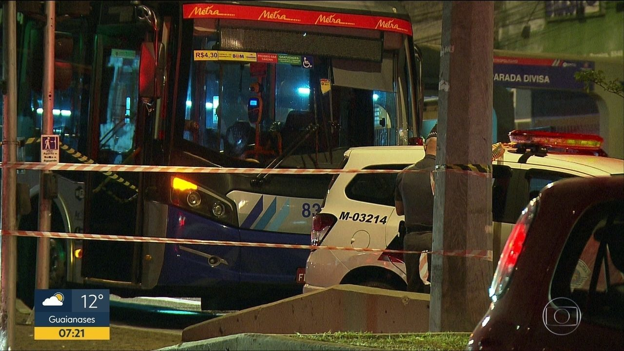 Desdobramentos do tiroteiro dentro do ônibus no Jabaquara