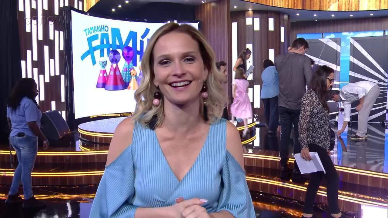 Fernanda Rodrigues conta o que achou do show em sua homenagem