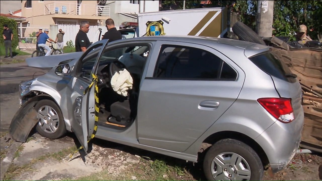Duas pessoas morreram em acidentes de trânsito nesta sexta-feira (20)