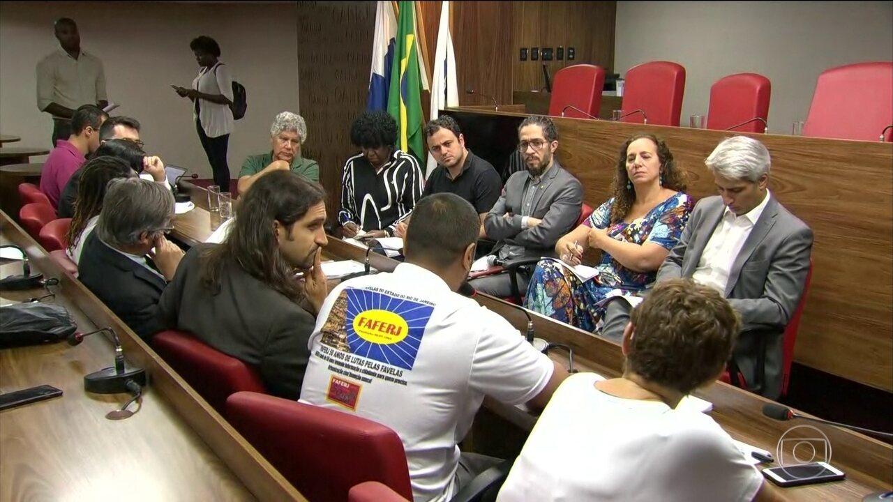 Assassinatos de Marielle Franco e de Anderson Gomes completam trinta e sete dias
