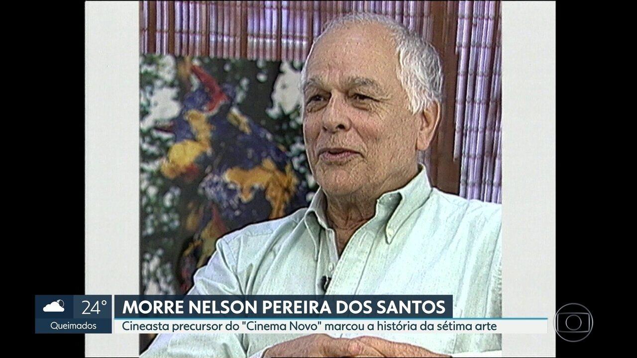 Morre Nelson Pereira dos Santos, um dos grandes nomes do cinema nacional